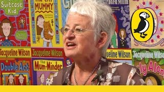 Puffin Virtually Live Presents Jacqueline Wilson 2014