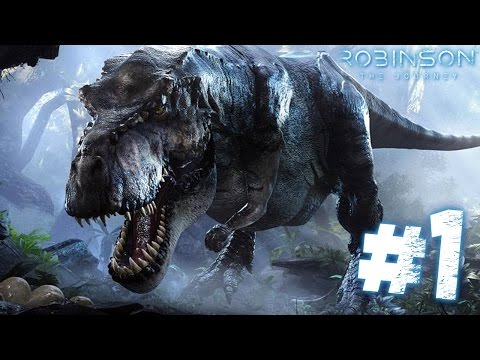 A T.Rex In The Family - Robinson The Journey || Ep1