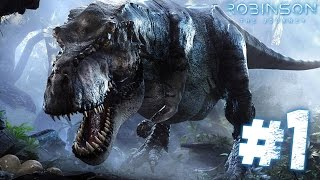 A T.Rex In The Family - Robinson The Journey    Ep1