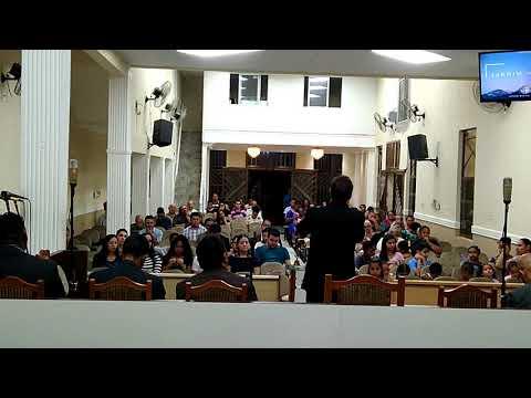 Culto no Jardim Miriam - Pregação com irmão Rogério Ataíde - 12/03/19