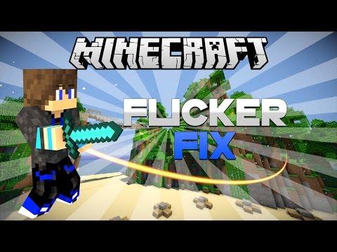 Flicker Fix! - Minecraft PC [Intel Graphics Card]
