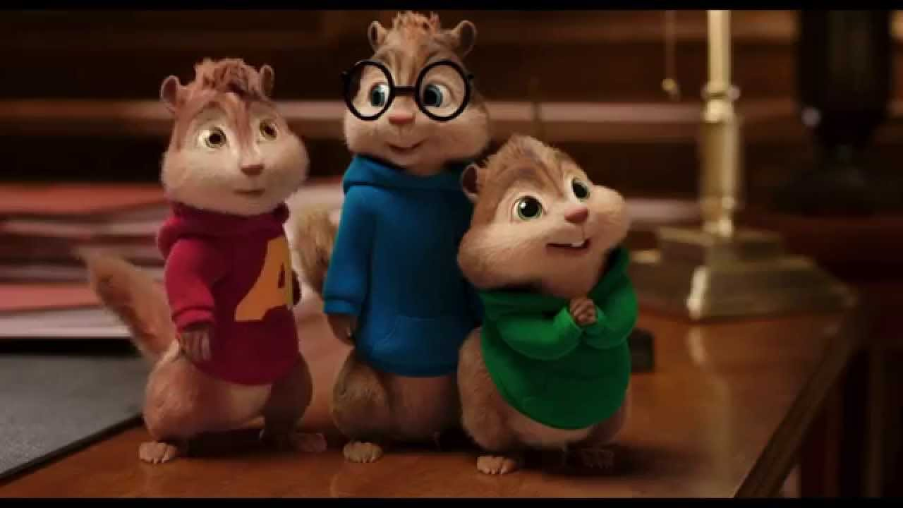alvin and the chipmunks po