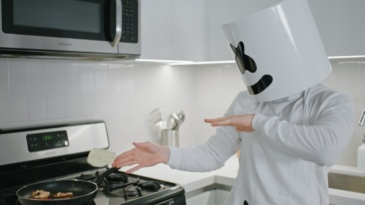 cooking-with-marshmello-chicken-cheesesteaks