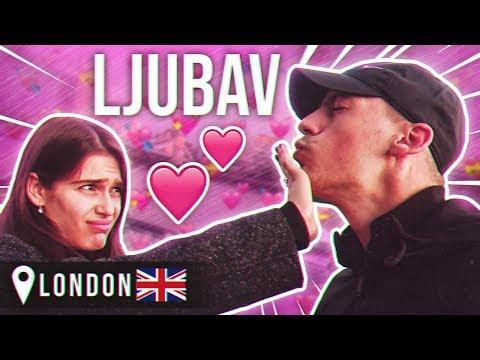 NASAO SAM DEVOJKU U LONDONU