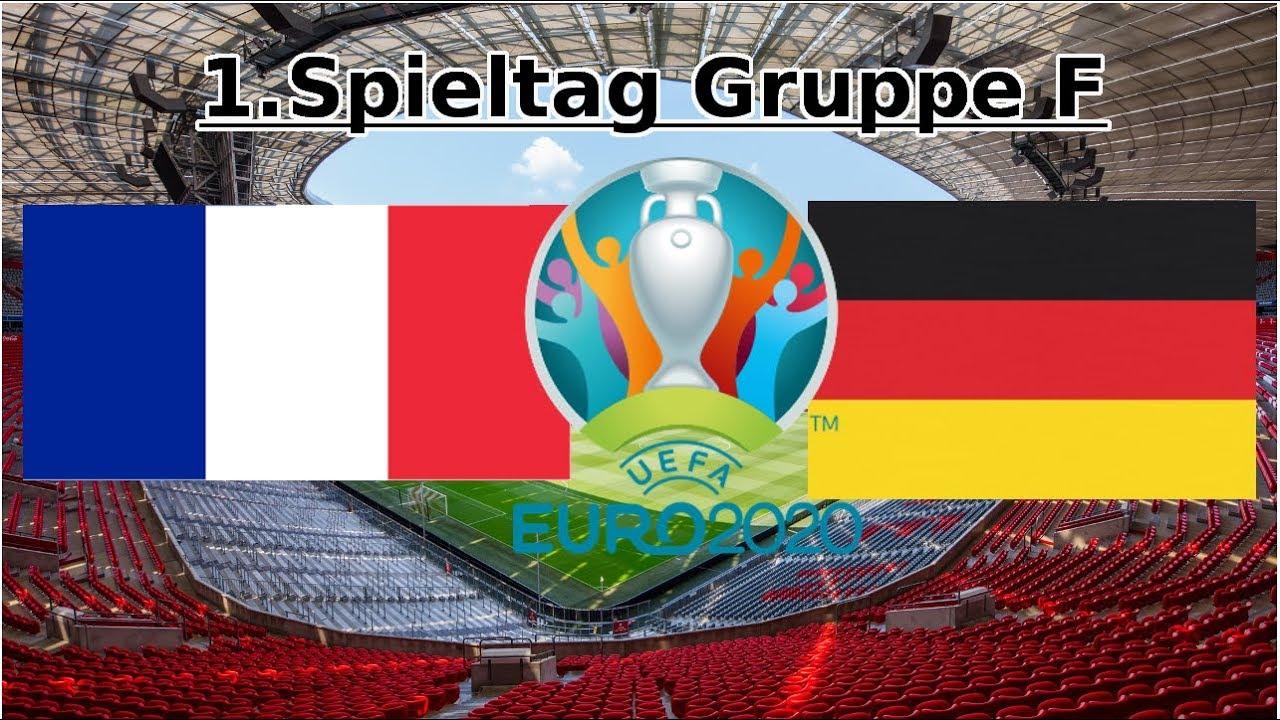 Deutschland Frankreich Em 2021