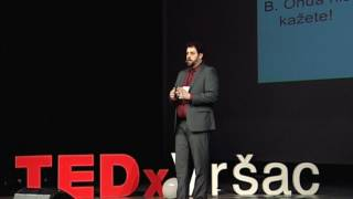 Kratak kurs administrativne samoodbrane | Žarko Ptiček | TEDxVršac
