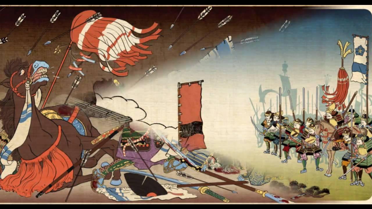 Total War Shogun 2 Fall Of The Samurai Wallpaper Art Of War Of Shogun Total War 2 Youtube