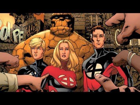Fantastic 4 Return In Marvel Legacy Confirmed?