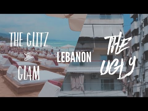 GLITZ & GLAM VS THE UGLY | LEBANON EP1