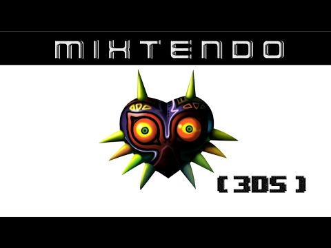 Video Reseña- The Legend Of Zelda- Majoras Mask 3D