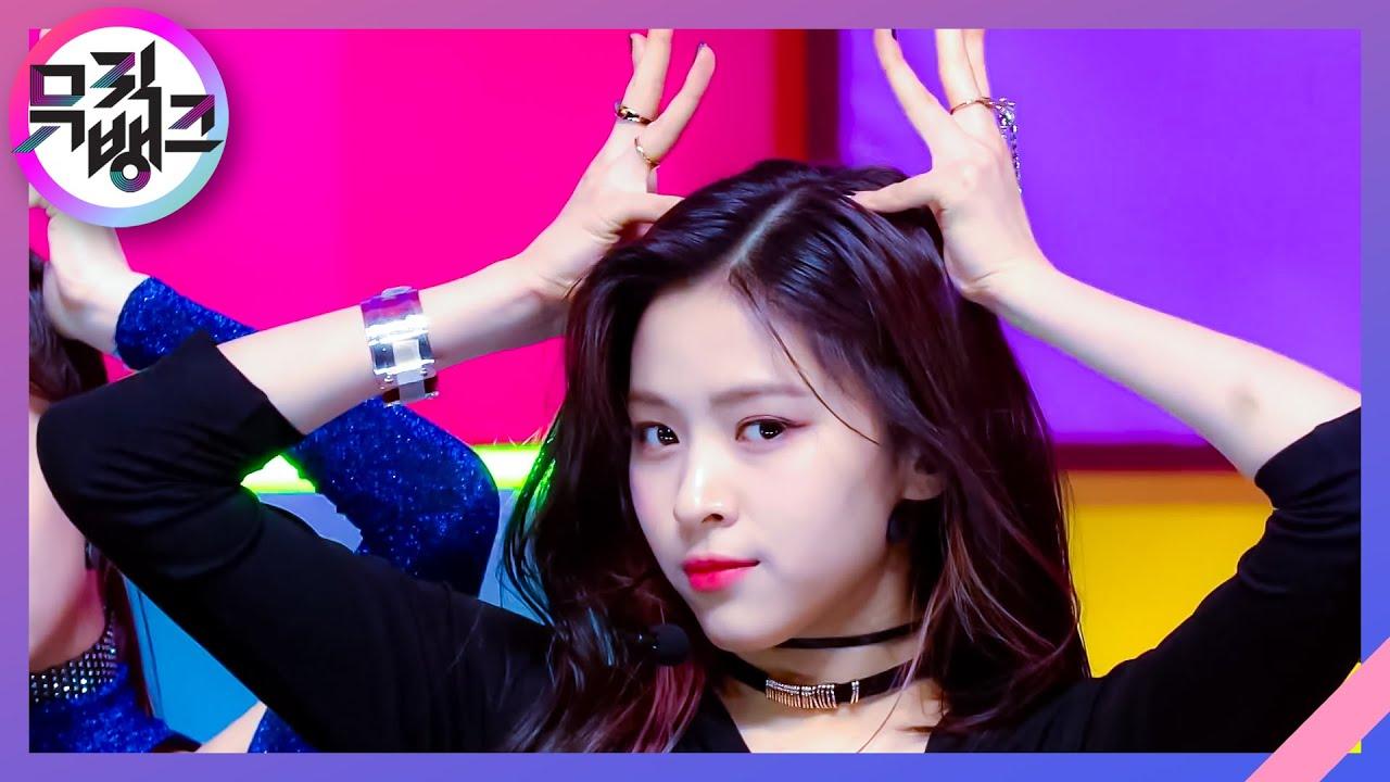 뮤직뱅크 Music Bank - 달라달라(DALLA DALLA) - ITZY(있지).20190215