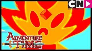 - Время приключений Тайна Огненного Королевства Cartoon Network