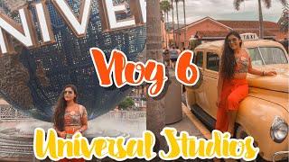 VLOG 6 Orlando- Universal Studios novamente