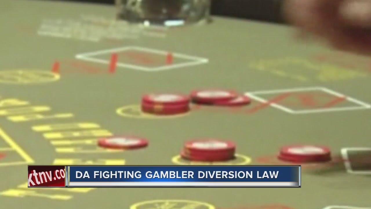 DA fighting gambler diversion law for grandma in theft case