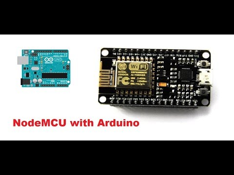 Connecting NodeMCU with Arduino UNO