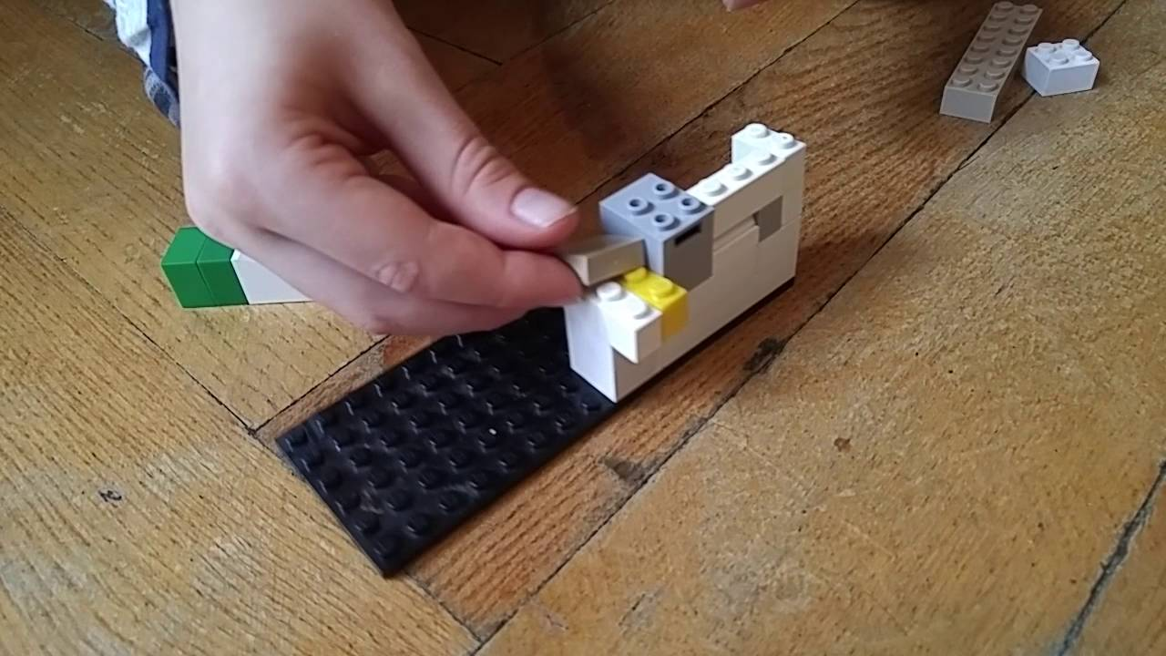 Bankomat Lego Tutorial Youtube