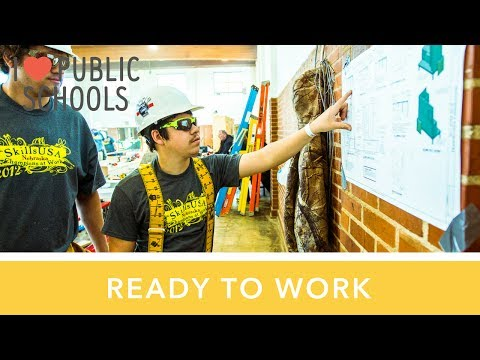 Ready To Work: How Nebraska Does Career & Technical Education