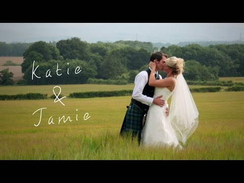 Scottish borders wedding - Katie & Jamie
