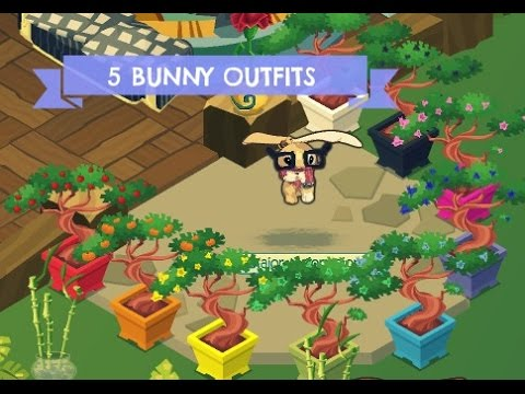 Image of: Draw Youtube Bunny Nm Outfits animal Jam Youtube