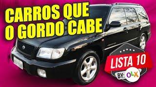 10 CARROS QUE GORDO ENTRA/CABE (by membros - OLX) thumbnail