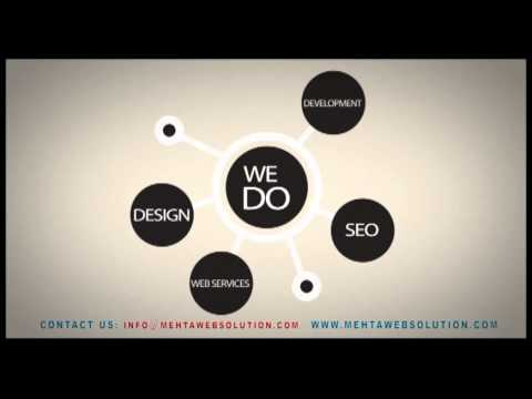 Company Introduction Video 01 - 2014 ( Mehta Websolution)