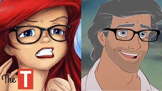 The Evolution Of Disney's Most Romantic Couples