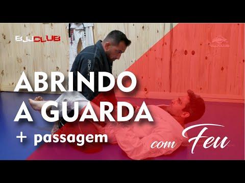 Abrindo a Guarda Fechada + Passagem com FeuBJJ - Jiu Jitsu - BJJCLUB