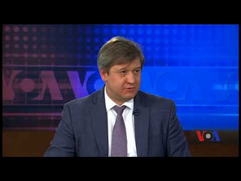 Голос Америки. Українською: Чи протримається економіка України без кредиту МВФ у разі провалу антикорупційних реформ? Інтерв'ю