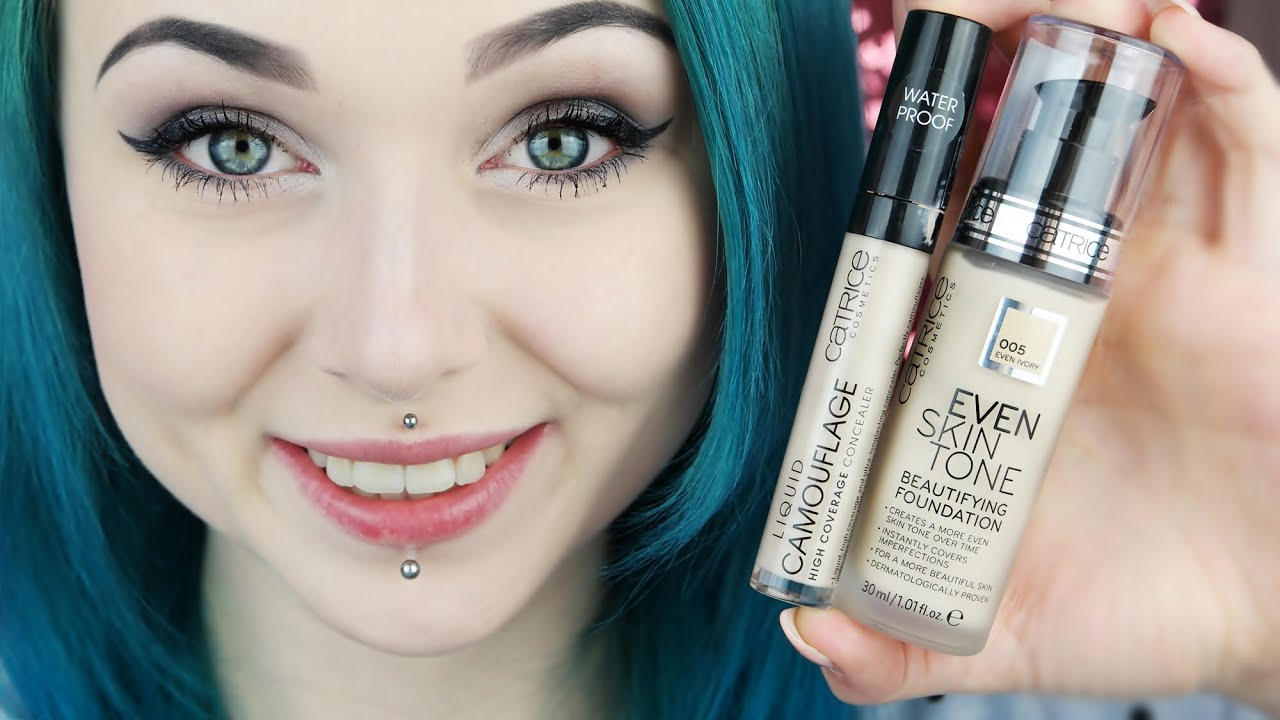 First Impression Even Skin Tone Foundation Fzvm Youtube