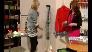 Sock Clips and Green Pegs featured on the Afternoon Show