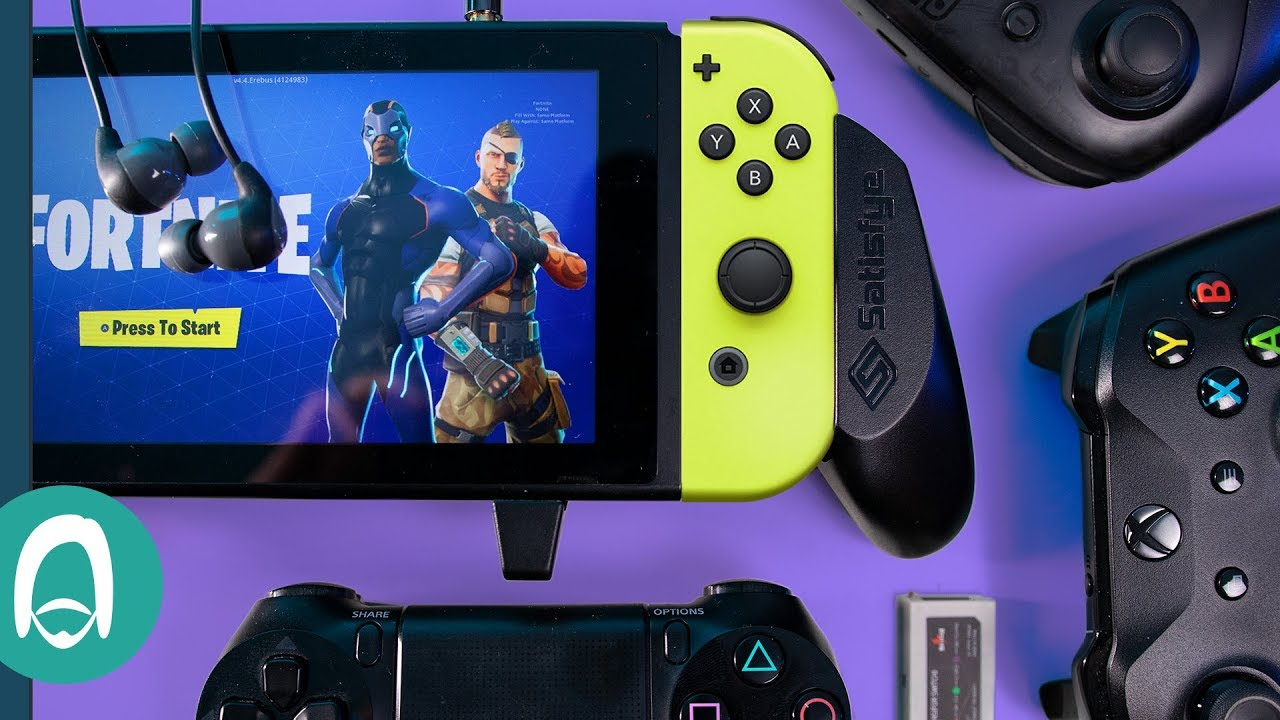 f0b10d42f The Best Ways to play Fortnite on Nintendo Switch - YouTube