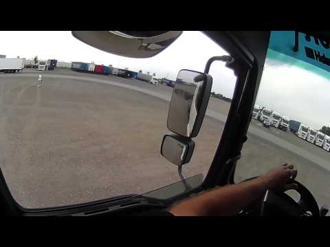 10.A kamionos.Forgózsámolyos pótkocsi(mit kezd vele egy kezdő).2.rész.