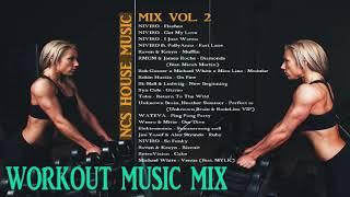 Workout music mix: NCS house music mix volume 2 | Cardio music | Gym music
