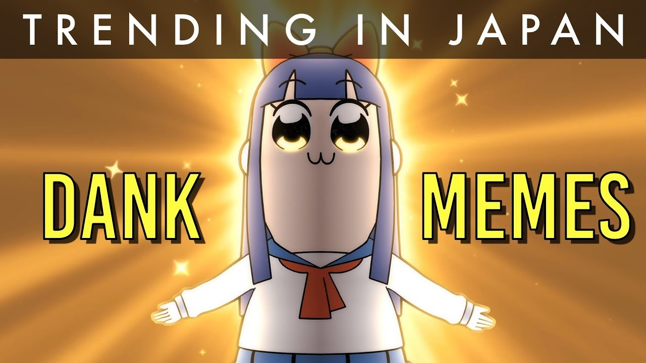 POPTEPIPIC : THE DANKMEMES ANIME (POP TEAM EPIC)