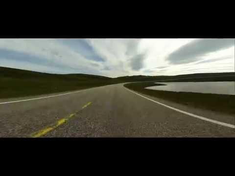 Nordkapp Route View |Skarsvåg - Honningsvåg| - GoPro Hero 3 |HD|