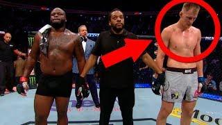 АЛЕКСАНДР ВОЛКОВ ПРОТИВ ДЕРРИКА ЛЬЮИСА НА UFC 229 ! ОБЗОР БОЯ !