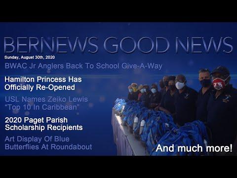 "Bernews ""Good News"" Sunday Spotlight, August 30, 2020"
