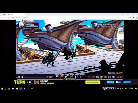 AQW | Onclax PRIVATE SERVER [NON-HAMACHI + LINK WORKING!!] SkyGuard quests