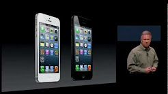 Apple Special Event 2012- iPhone 5 Introduction