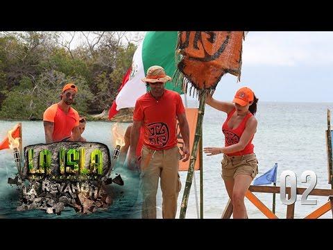 La Isla 2016: La Revancha Capítulo 2 | TV Azteca