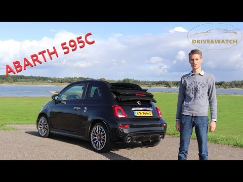 2019 ABARTH 595C - Review