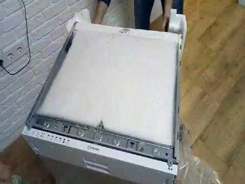 Встраиваемая посудомоечная машина INDESIT DIF 16B1 A (EU)
