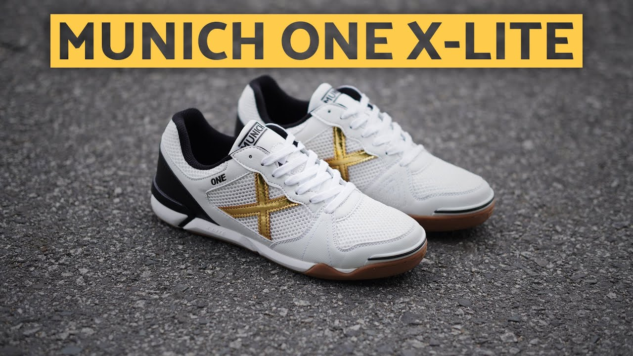 X-Munich One X-Lite White/Gold | Unboxing & On Feet | SMT Sports