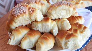 Mini Croissant Doce Super Fofinho