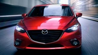 2014 Mazda3 0-60 MPH First Drive Review: All new and ready to Zoom Zoom