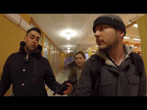 SWEDISH COP TALKS ABOUT REFUGEES IN SWEDEN
