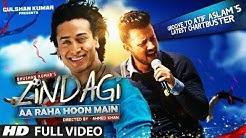 Zindagi Aa Raha Hoon Main FULL VIDEO Song | Atif Aslam, Tiger Shroff | T-Series