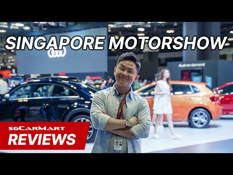 Julian Previews 8 Cars At The 2020 Singapore Motorshow | sgCarMart Reviews