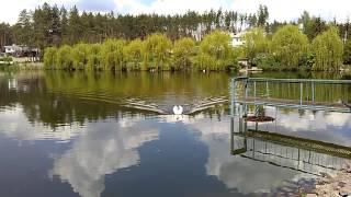 Купить дом под киевом в коттеджном городке | Парк, озеро с лебедями | с.Стоянка(, 2016-05-12T08:43:33.000Z)