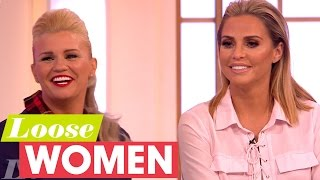 Kerry Katona And Katie Price On Their Friendship And Fall Outs  | Loose Women